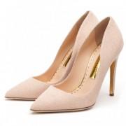 Rupert Sanderson Calice Heels in Pink