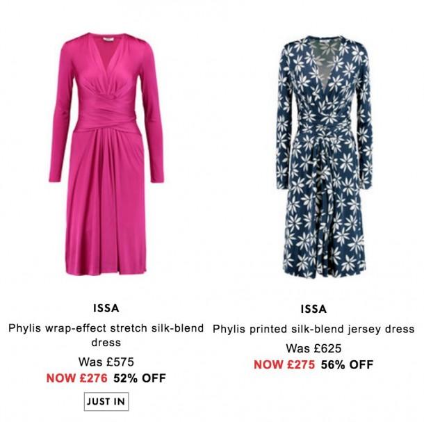 Issa Phylis Dress