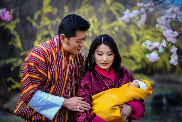 king-queen-bhutan