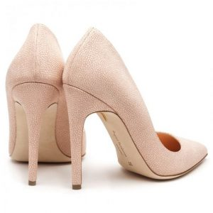 Rupert Sanderson Calice shoes in pink