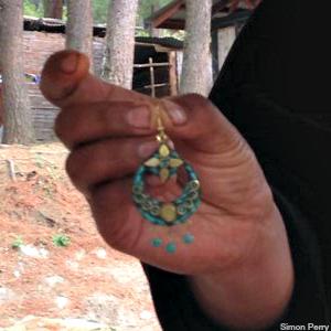 Kate Middleton's earrings bought in Bhutan