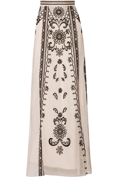 Temperley London Delphia skirt