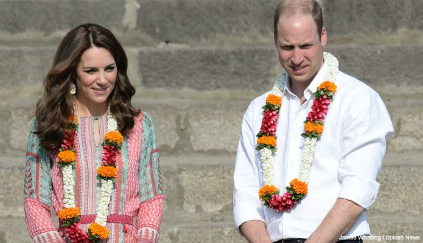 William and Kate to visit Luton