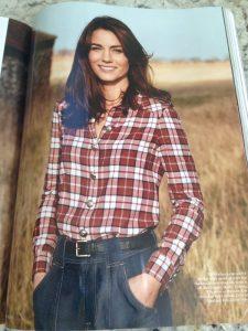 Kate Middleton in Vogue Magazine
