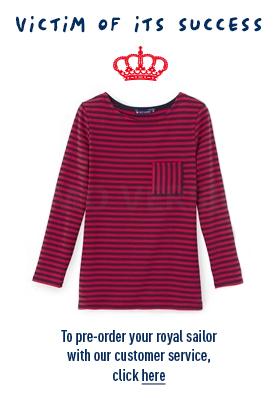 Preorder Petit Bateau stripe top