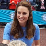 Kate Middleton at The Patron's Lunch