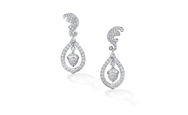 Kate Middleton's Robinson Pelham oak earrings