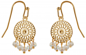 A good copy of Kate's earrings by Accessorize