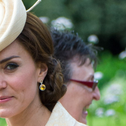 William and Kate attend a Garden Party in Northern Ireland