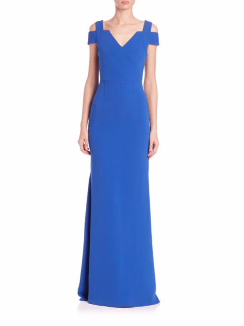 Roland Mouret Nansen Gown worn by kate middleton
