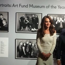 Kate debuts two new Brazilian brands for Art Fund Museum of the Year awards