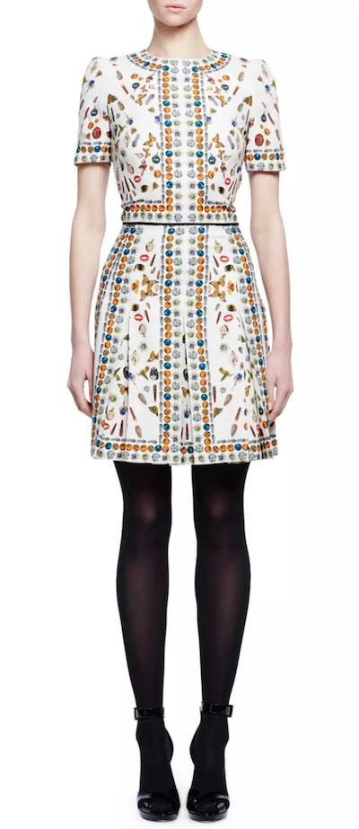 Alexander McQueen Obsession Dress