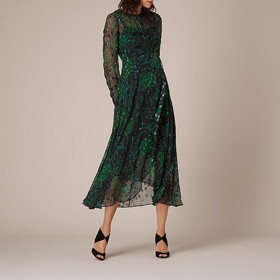 L.K. Bennett Roe Dress