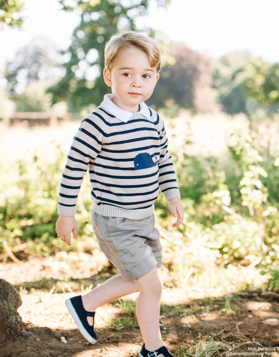Happy third birthday Prince George