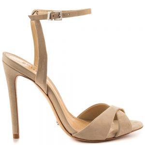 Schutz Dollie Shoe in Oyster