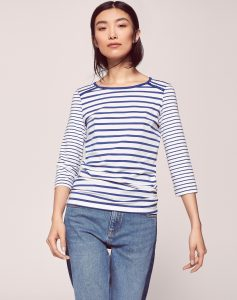 ME+EM Breton top (new season)