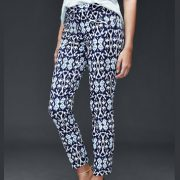 GAP Ikat print pants