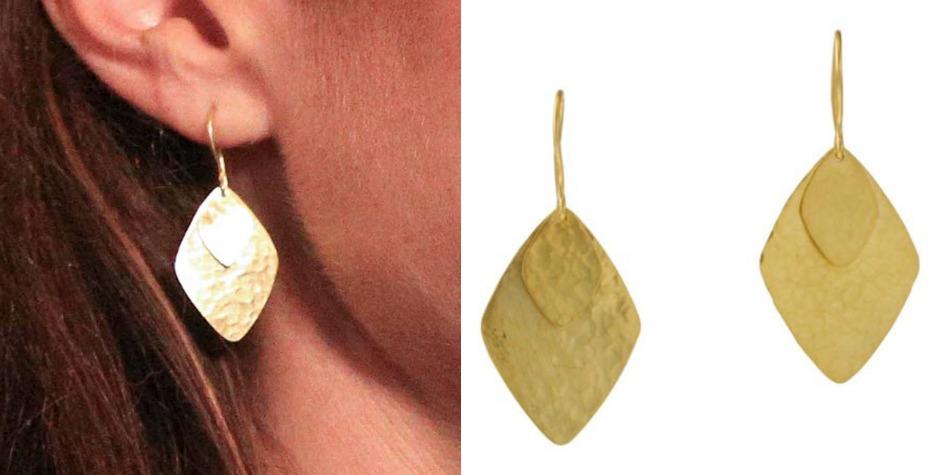 Kate Middleton's Pippa Small Earrings