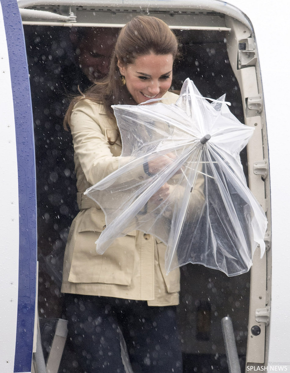 Kate Middleton's Fulton Umbrella