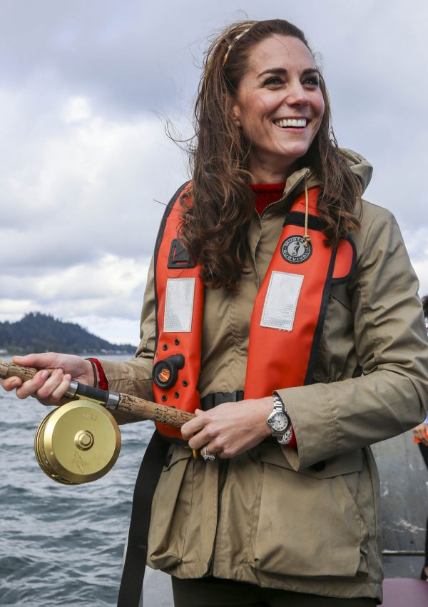 William and Kate visit Haida Gwaii in Canada