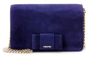 Miu Miu clutch in blue
