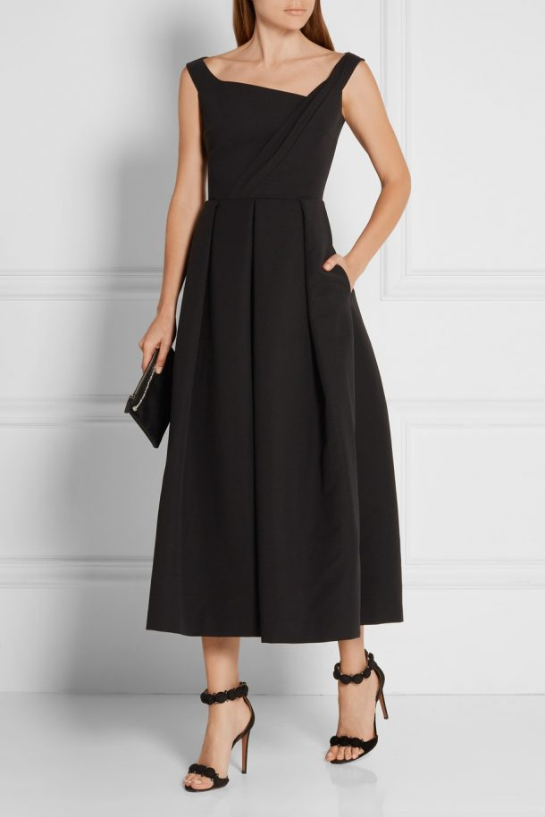 Black Preen Finella dress