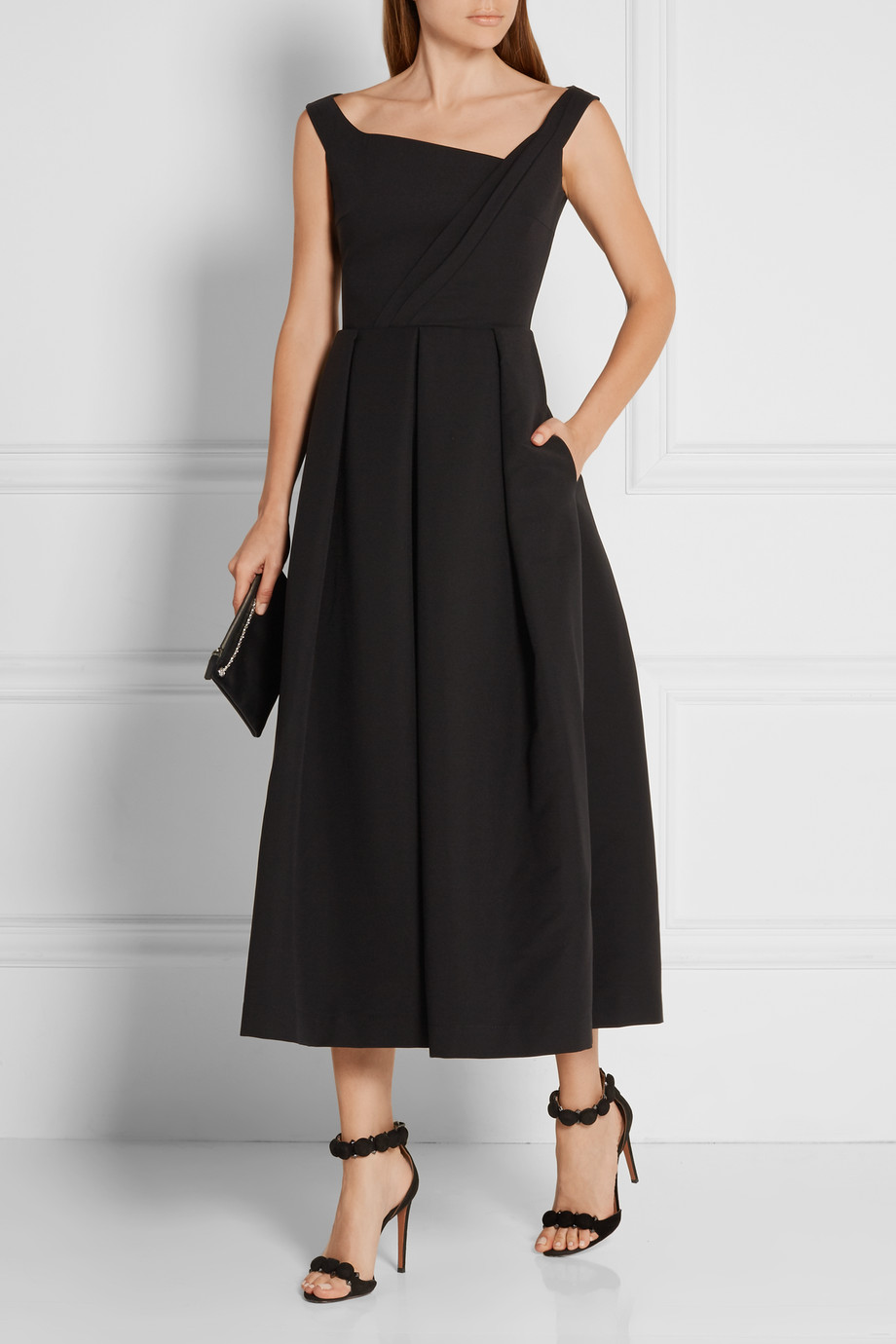 Black Preen Finella dress