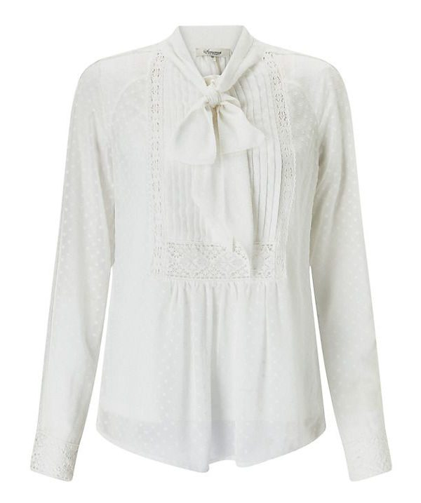 Somerset by Temperley Spot Pretty Blouse