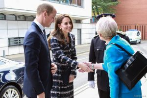 Kate chooses Erdem for day of engagements in Manchester