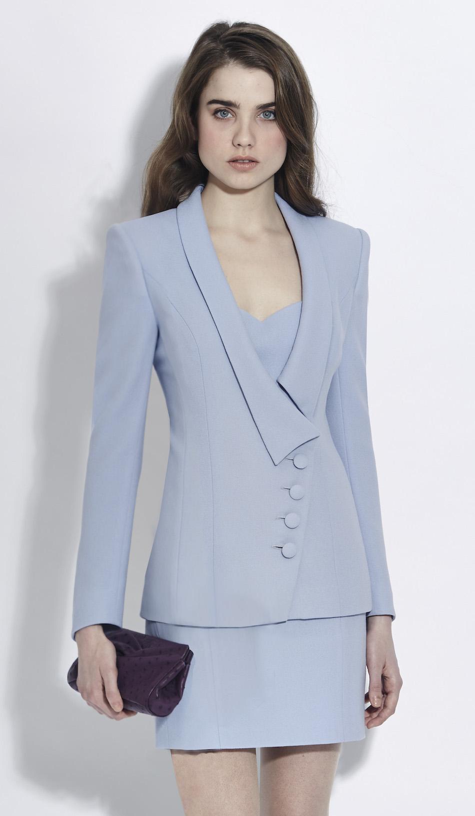 Catherine Walker Stewart Tuxedo Jacket