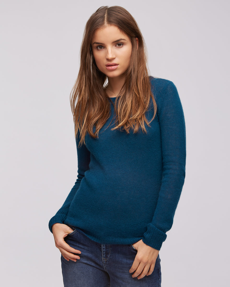 Jigsaw Cashmere Cloud Katharine Jumper as worn by Kate Middleton