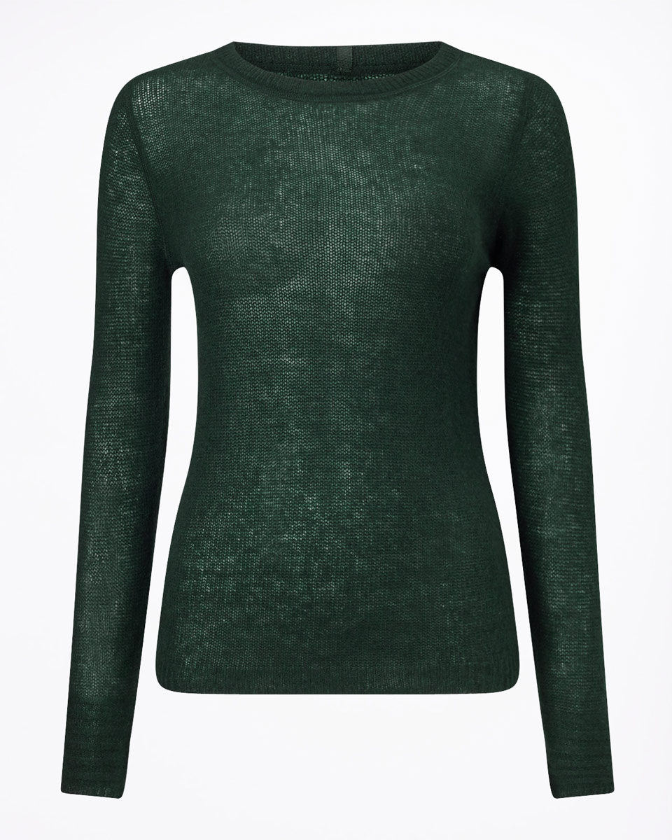 Jigsaw Cashmere Cloud Jumper as worn by Kate Middleton in blue
