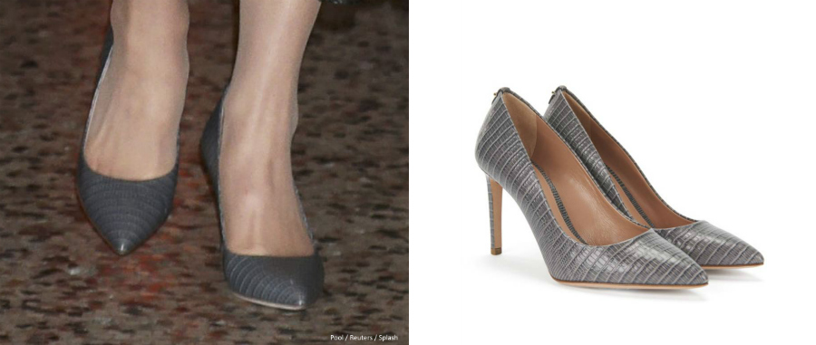Kate Middleton's Hugo Boss heels