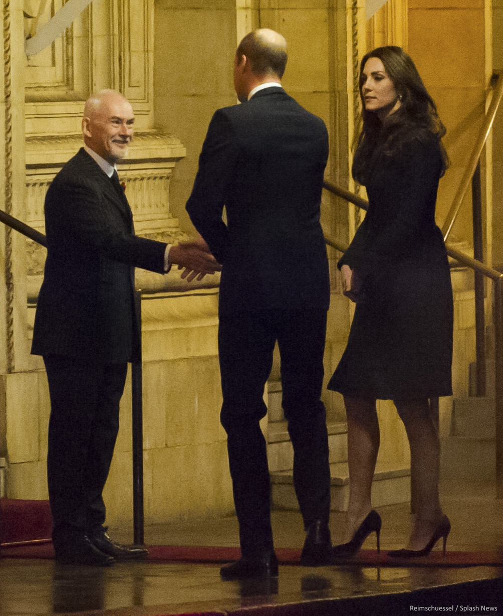 Kate Middleton at the 2016 Festival of Remembrance