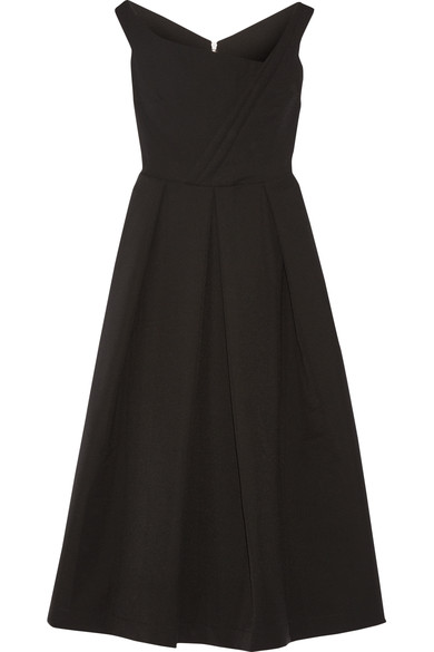 Preen Finella Dress in Black