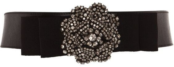 Temperley London belt