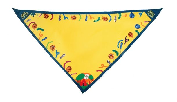 cubs100 scarf