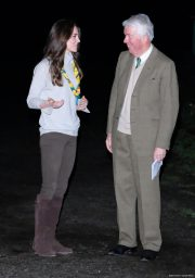 Kate Middleton's casual outfit for the Cubs100 meeting