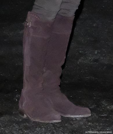 Kate Middleton's Really Wild Boots