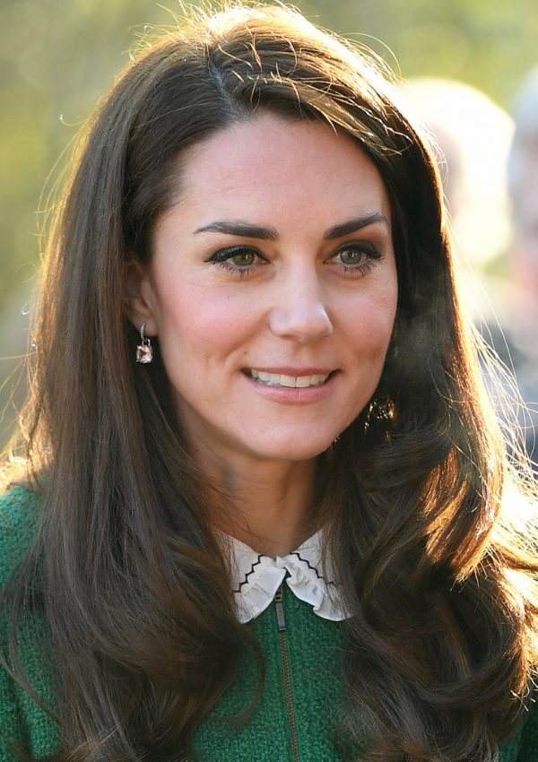Kate wears Hobbs London to EACH Quidenham in Norfolk