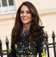 Kate Middleton attends Heads Together event