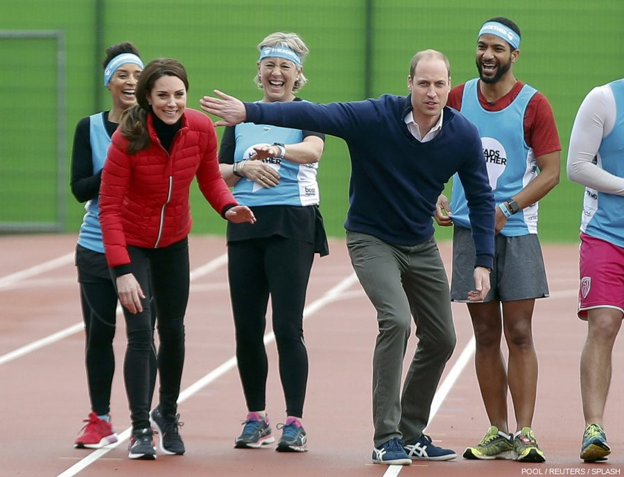 William tries to stop Kate from running