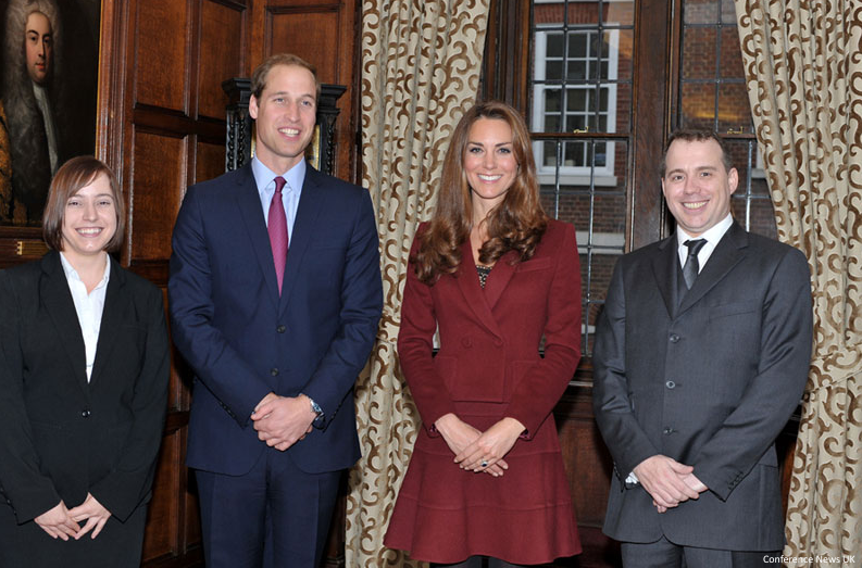 Kate Middleton at Middle Temple