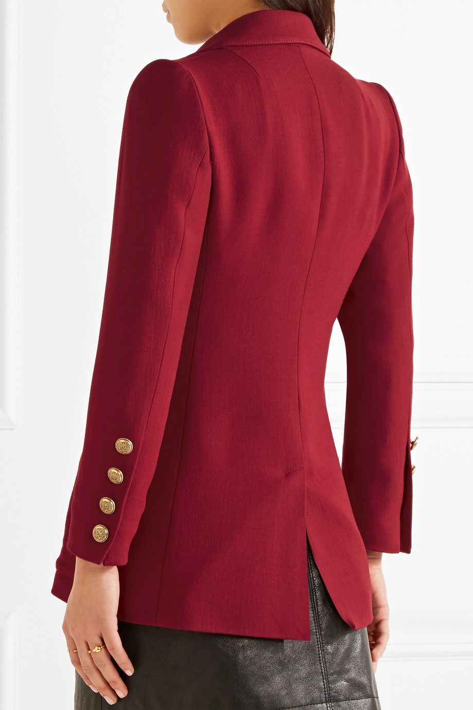 Philosophy di Lorenzo Serafini jacket in red