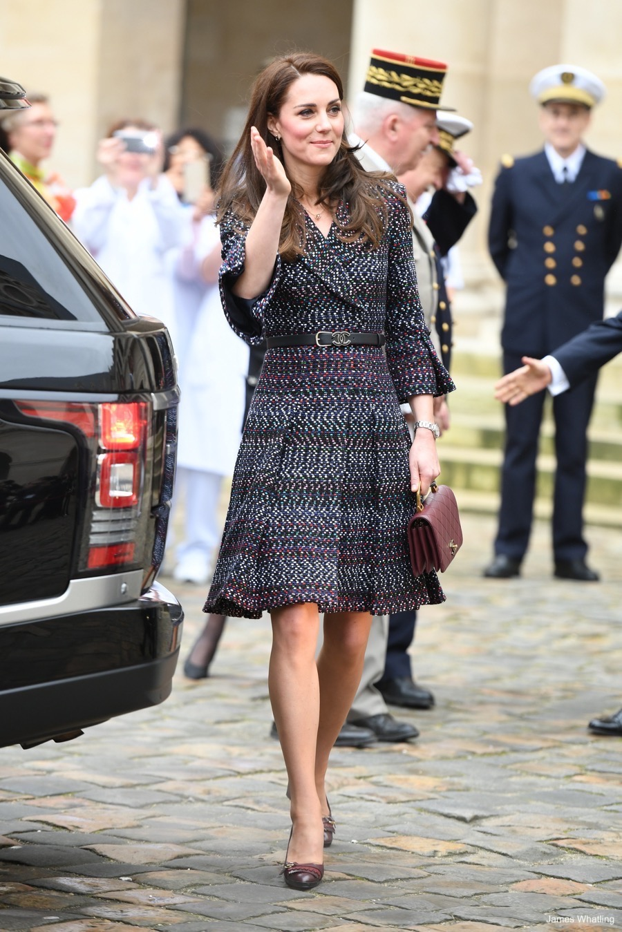 Kate 39 S Outfits In Paris France Kate Middleton Style Blog