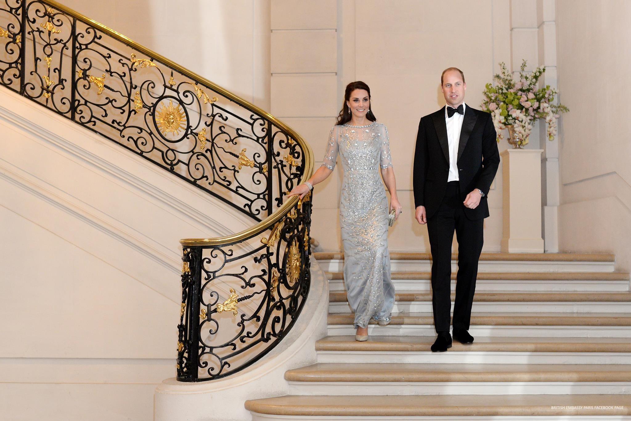 Kate Middleton in Paris