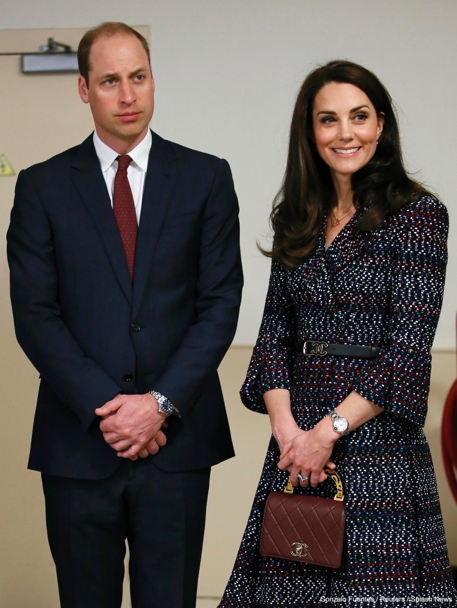 William and Kate in Paris