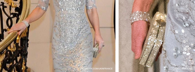 Kate's Bag/Bracelet in Paris
