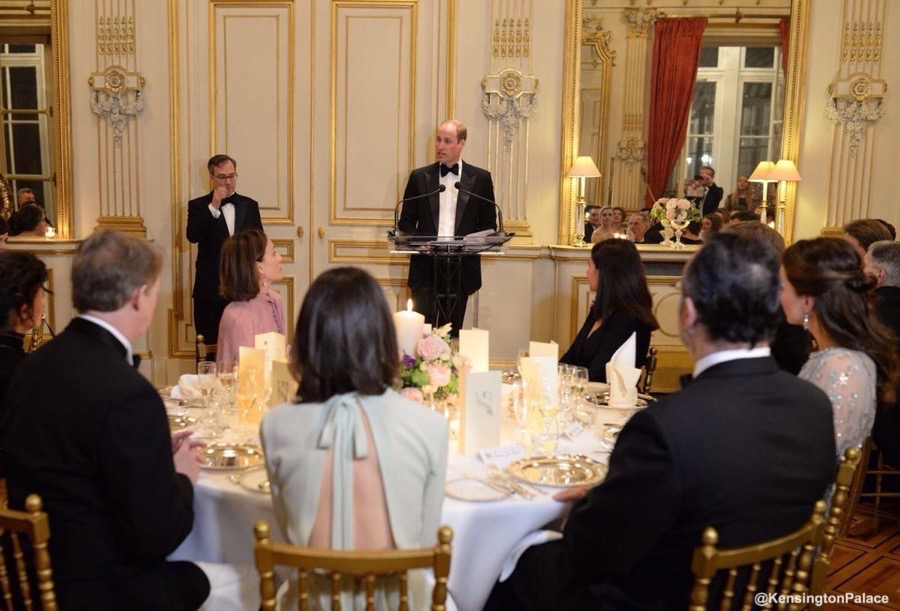 Gala Dinner in Paris