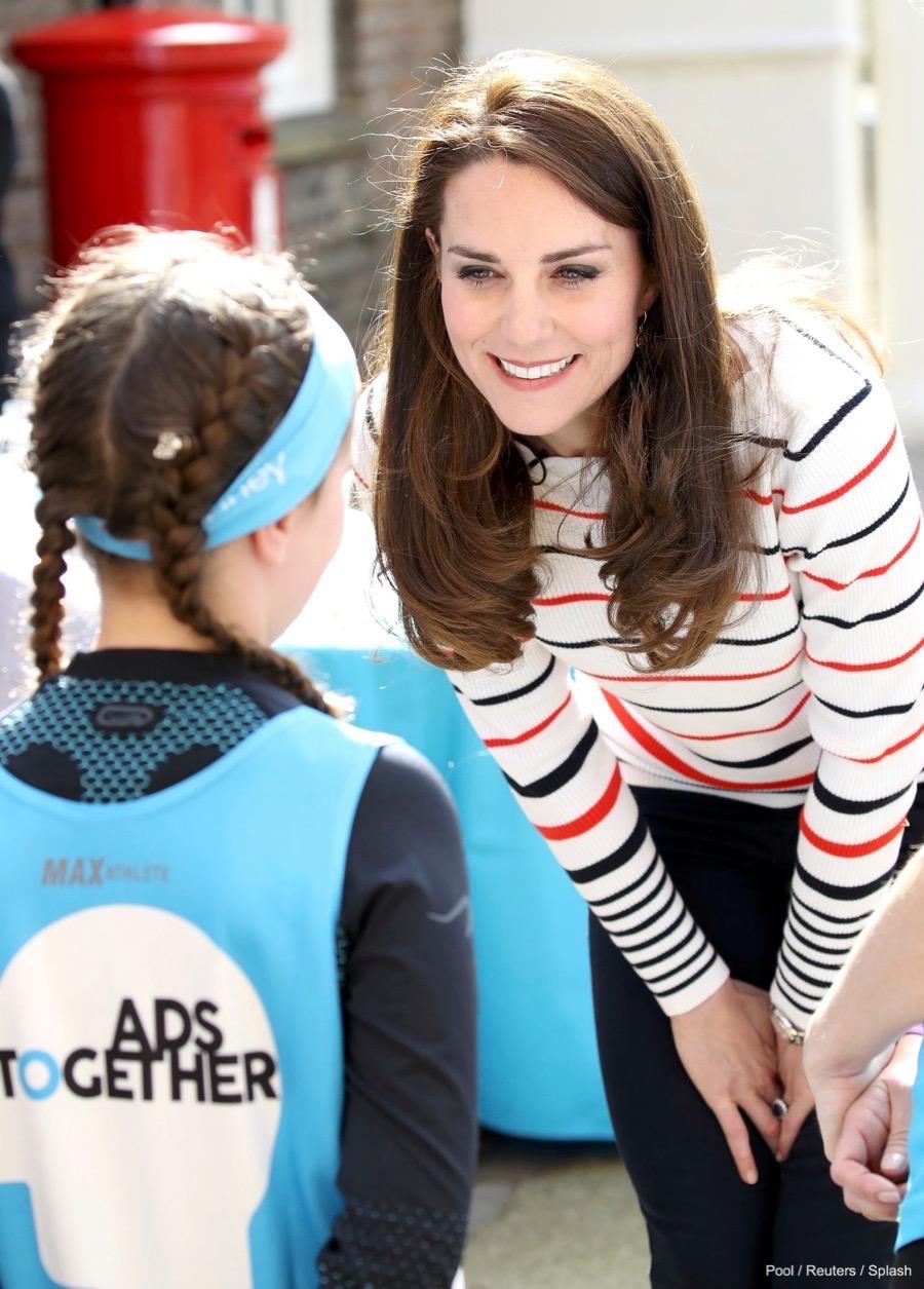 Luisa Spagnoli Muvi Pullover Kate Middleton Style Blog